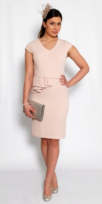 Fever Nude Zeta Dress