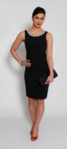 Fever Black Tiffany Dress