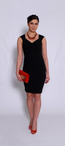 Fever Elson Black Dress