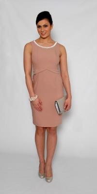 Fever Nude Tiffany Dress