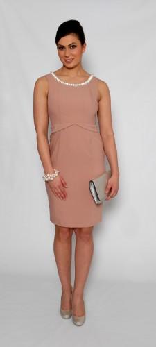 Fever Nude Tiffany Dress