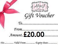 Gift Voucher £20