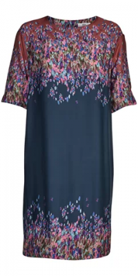 Noa Noa Digital Print Dress