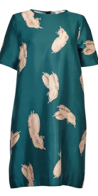 Noa Noa Feather Dress