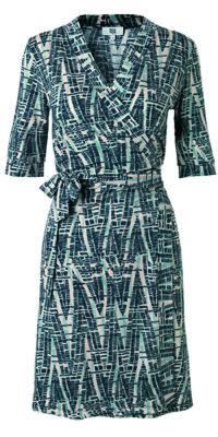 Noa Noa soft wraparound dress