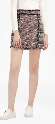 French Connection Pixel Mini Skirt