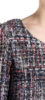 Fever Magpie Bray Cardigan Black/Multi