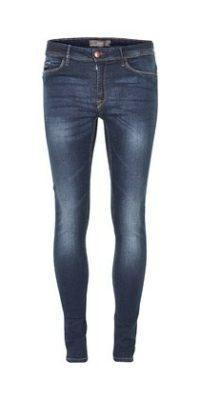 Erin Izaro Wash Blue Jeans