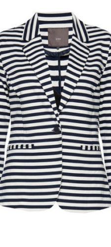 Ichi Striped Blazer