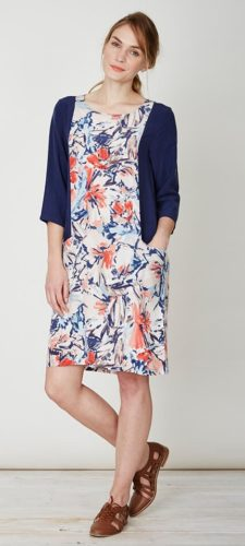 Thought Floral Dress