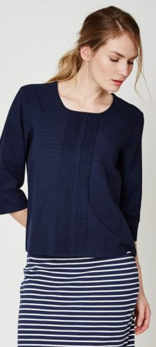 Thought Navy Top