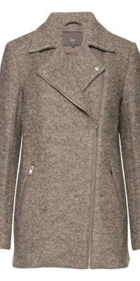 Winter Coat Beigh by Ichi