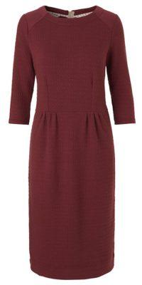 Noa Noa Burgundy Dress