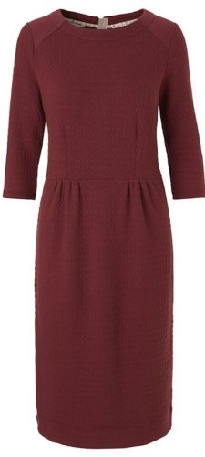 Noa Noa Burgundy Dress
