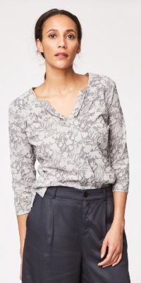 Pablo Organic Cotton Blouse by Thought