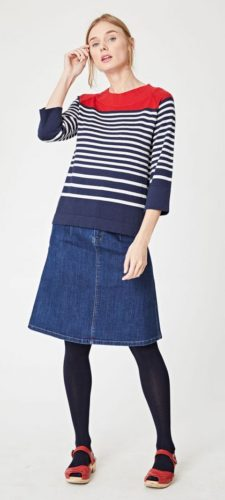 Thought la vie knit jumper